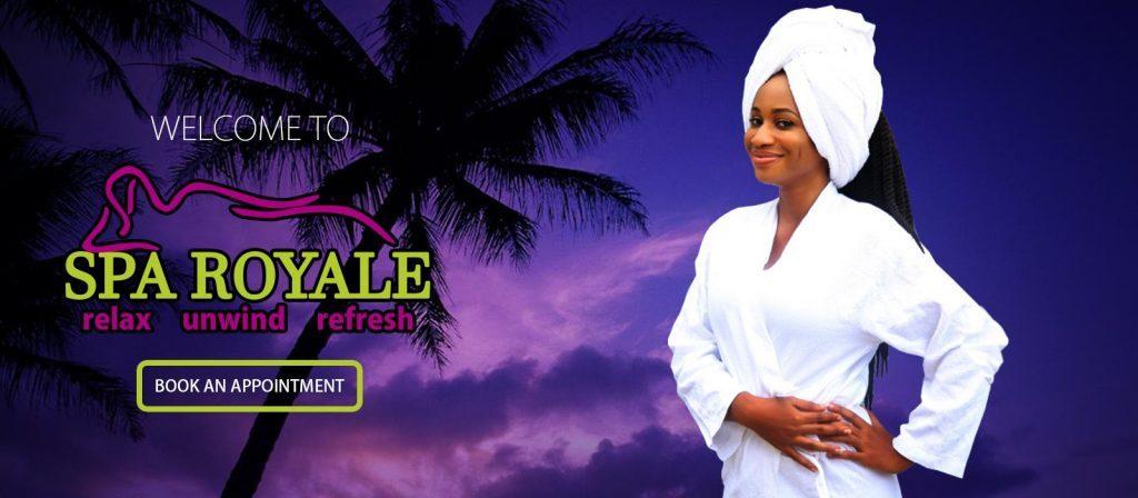 Spa Royale beauty spa Ajah